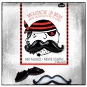 man mustache lip balm