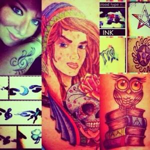 tattoo collage loliloooo youtube
