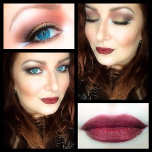 lola loverly fall makeup