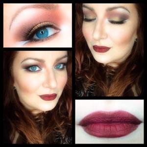 lola loverly fall makeup